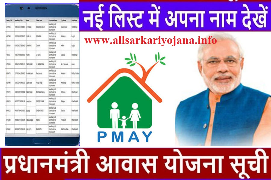 PM Awas Yojana List