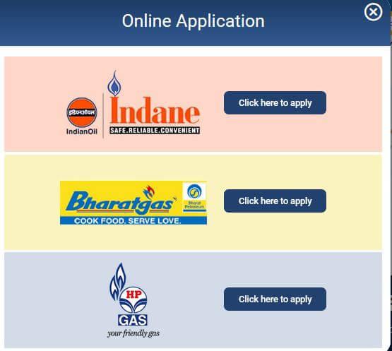 PM Ujjwala Yojana Online Apply